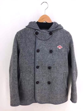 DANTON(ダントン)16AW フード付き ウールモッサジャケットジャケット