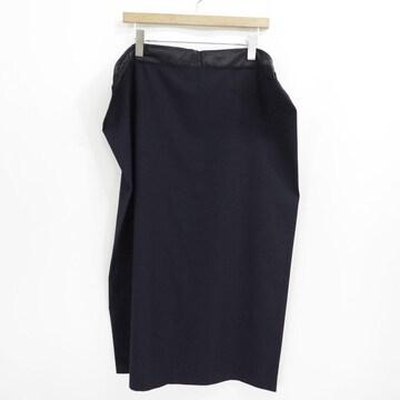 2001 ヨウジヤマモト ウール ギャバジン ワイド スカート