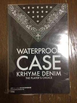 WATERPROOF CASE KRHYME DENIM 411特典