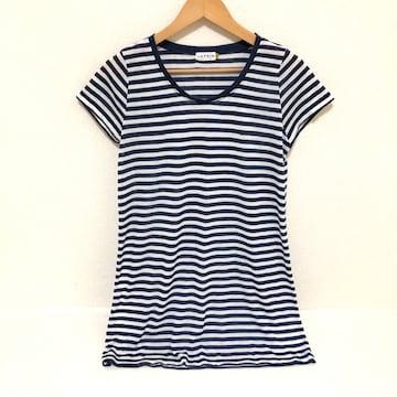 # LEPSIMボーダーTシャツ