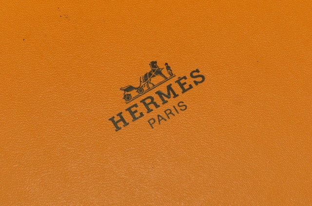 Hermes エルメス 帽子 箱