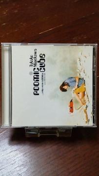 美品CD!ルーミック・キューブ〜ア・タイニー・ルーム・エクシビション/嶺川貴子/付属全て有