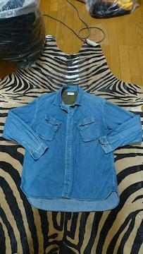 CENTO OTTO Men's デニムシャツ
