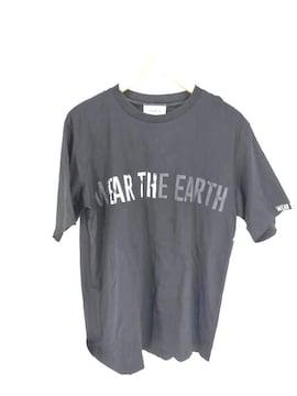TAAKK(ターク)WEAR THE EARTH TEEクルーネックTシャツ