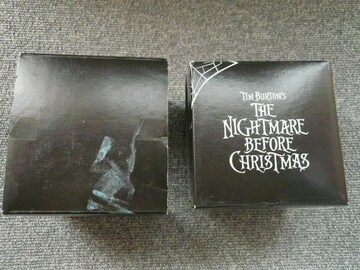 THE NIGHT MARE BEFORE CHRISTMAS「マグカップ」F28