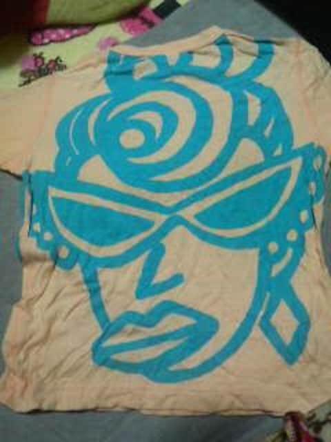 ヒスミニ前後ミニ&ママ柄Tシャツ100 < ブランドの