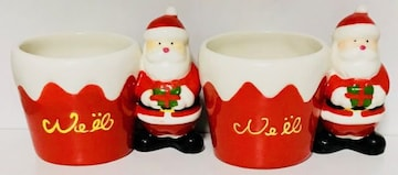 サンタクロースカップ2個レターパック510円配送可能