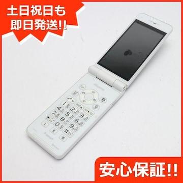 ▲中古▲P-01J P-smart ケータイ ホワイト▲