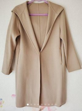 軽いゆったりPLST ロングコート