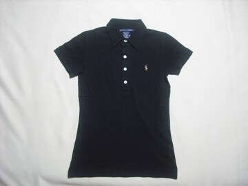 wr264 女 RALPH LAUREN ラルフローレン 半袖ポロシャツ Sサイズ