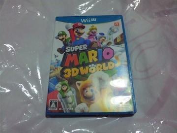 【Wii U】スーパーマリオ3Dワールド