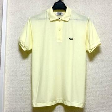 美品 seimi 半袖 ポロシャツ M 黄色 イエロー