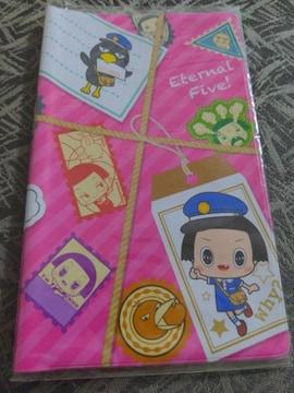 日本郵便/郵便局/限定/チコちゃんに叱られる/通帳ケース/B