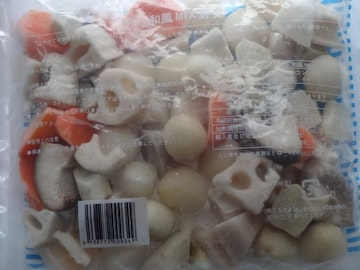 ☆大人気**  和風野菜ミックス 1キロ  冷凍