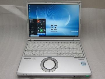 Panasonic CF-SZ5/Core i5-6300U/4G/SSD240G/12.1型フルHD液晶