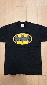 APE × DC  バットマンTシャツ / サイズM / カラー ブラック