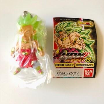 ドラゴンボール UDM BURST19超サイヤ人3ブロリー