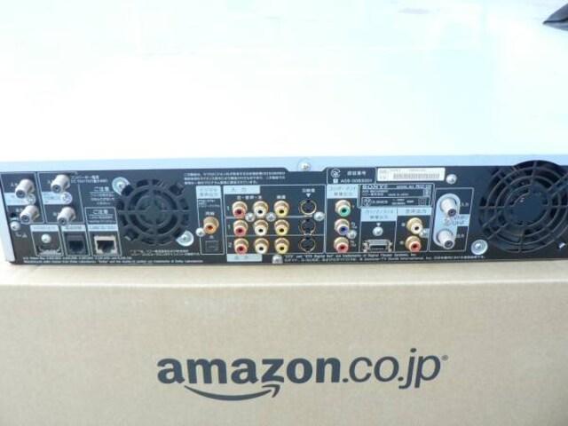 SONY RDZ-D5 DVD/HDDレコーダー◆地上・BS・CS内蔵◆ジャンク < 家電/AVの