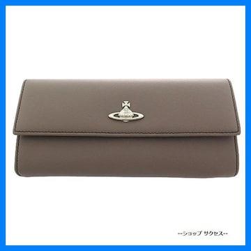 新品 即買い■ヴィヴィアンウエストウッド 財布 321547-CAM-GRY