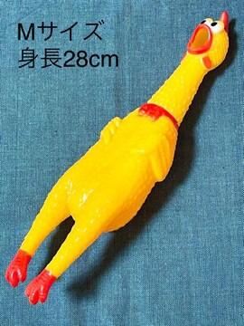 びっくりチキン叫ぶ!Mサイズ/身長28センチ!シリーズ第4弾!