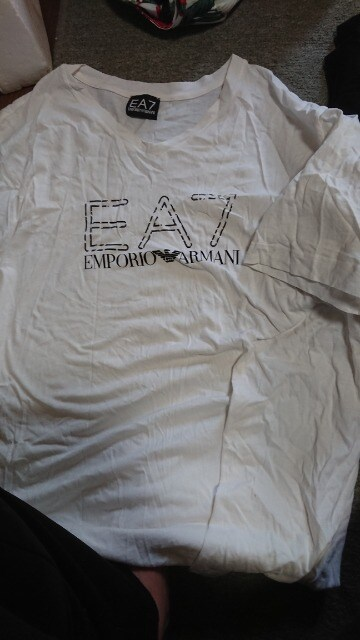 送料込み!ブランド Tシャツ2枚 ロンT3枚 sizeXL〜XXL < 男性ファッションの