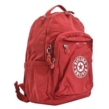 ★キプリング SEOUL バックパック(RED)『KI3335』★新品本物★