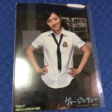 NMB48 小谷里歩 ヴァージニティー 生写真 AKB48