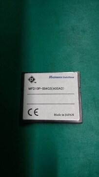 日本製 4GB CFカード コンパクトフラッシュメモリー 工業用