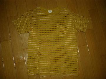 美中古クーティーCOOTIEカットソーS柄ボーダーポケTシャツ