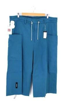 SYU. HOMME/FEMM(シュウオムフェム)Big pk pantsワイドパンツ