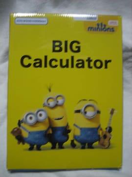 ミニオンズ BIG Calculator 電卓 パーティ編