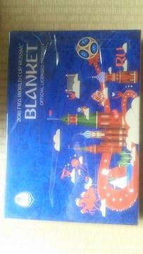 2018 FIFA WORLD CUP RUSSIA ブランケット