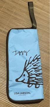 リサラーソン・ハリネズミキャラクター柄折りたたみ傘ケース