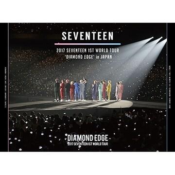 即決 SEVENTEEN DIAMOND EDGE in JAPAN ブルーレイ HMV限定 新品