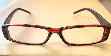 老眼鏡(+1.0)
