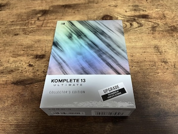 KOMPLETE 13 ULTIMATE Collectors Edition UPG FOR KU8-13