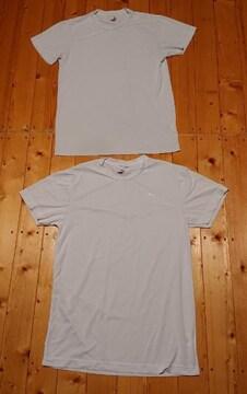 【PUMA/プーマ】プラクティス軽量素材半袖Teeシャツ/肌着/アンダーシャツにもM&L