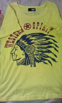 130cm〓半袖Tシャツ〓黄色〓
