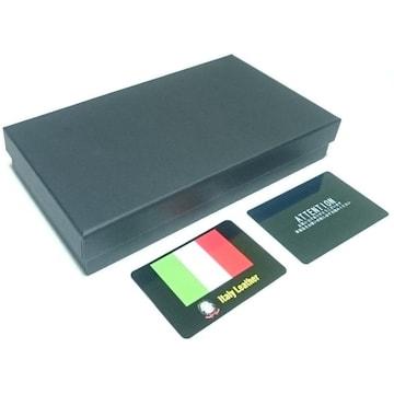 イタリアサフィアーノレザー長財布 二つ折り LV-W02B