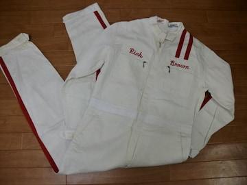 ヴィンテージ 60~70年代 WORTH レーシング ツナギ M