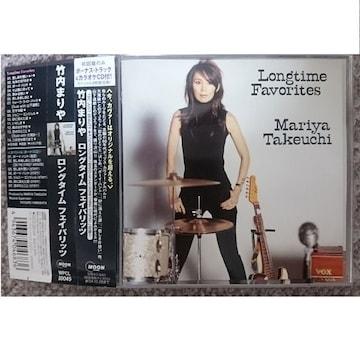 KF  竹内まりや  Longtime Favorites 初回限定版