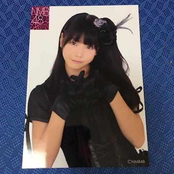 NMB48 白間美瑠 生写真 初期 AKB48