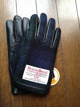 Harris Tweedの手袋 新品未使用