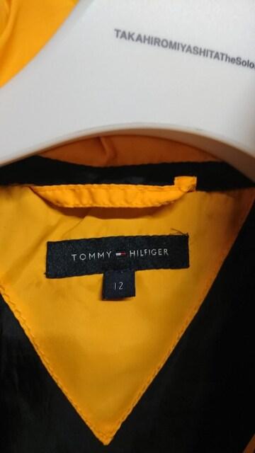 トミーヒルフィガー/TOMMY HILFIGER 中綿ジャケット 防寒 12 152センチ < ブランドの