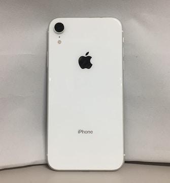 Apple Softbank iPhoneXR 64GB ホワイト MT032J/A アップル