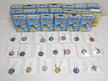 カバヤ★ポケモンアクリルキーホルダー 全20種類セット