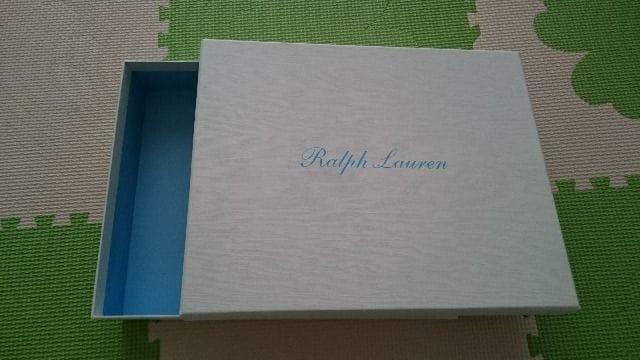 ラルフローレンの箱  < ブランドの