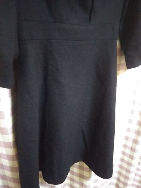 ★フォーマル 冠婚葬祭 ブラック サイズS NATURAL BEAUTY BASIC● < 女性ファッションの