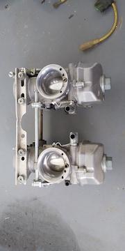 GS400CRキャブ