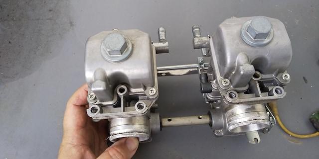 GS400CRキャブ < 自動車/バイク
